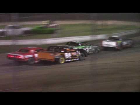 Jamestown Speedway Wissota Street Stock A-Main (6/10/17)