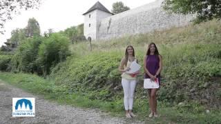 видео В Хорватии состоялось открытие первого отеля на воде