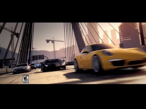 Need for Speed Most Wanted Holiday TV Ad