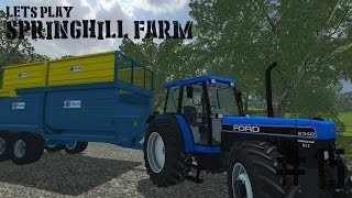 Farming Simulator 2013 - Springhill Farm - Ep 15