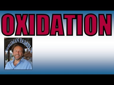 How to prevent oxidation and inflammation.