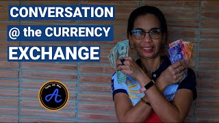 LEARN FILIPINO: Tagalog Conversation At The Currency Exchange