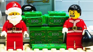 Lego Santa Claus Home Robbery Fail
