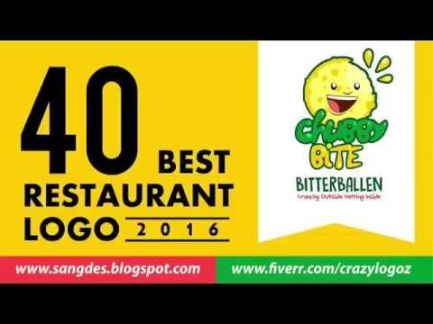 40 Best Restaurant Logo on FIVERR