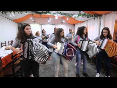Concertinistas deram música na Baixa de Coimbra | Sons e Tradições do Alva (1)