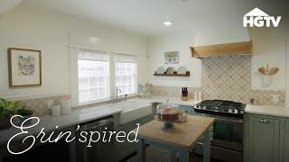 Erin'spired | Crafting a Cozy Cottage - HGTV