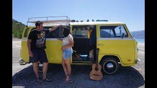 VW T2 Minibüs ile Salda Gölü ve Ege Turu
