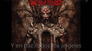 Kreator - Death Becomes My Light (Subtitulado en Español)[HQ]