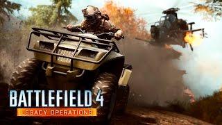 Battlefield 4 Legacy Operations: Кинематографичный трейлер