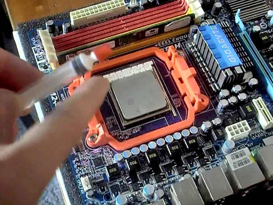 How to install AMD AM2, AM2+, AM3 and AM3+ CPU + Cooler!