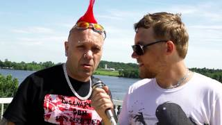 Interview with Wattie Buchan of The Exploited
