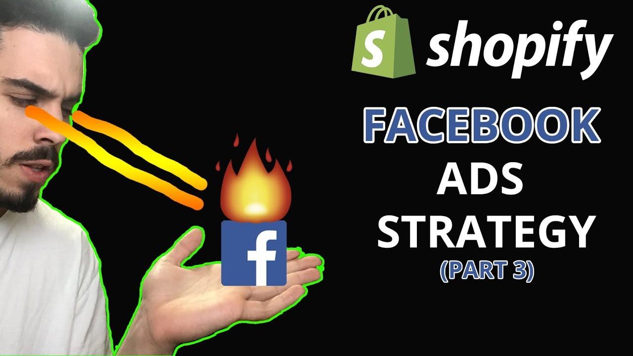 (Part 3) SHOPIFY CASE STUDY: SHOPIFY STORE FACEBOOK ADS STRATEGY | SHOPIFY CHALLENGE