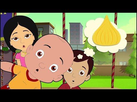 Mighty Raju - Aryanagar ka Maha Modak | Ganesh Chaturthi Special Promo