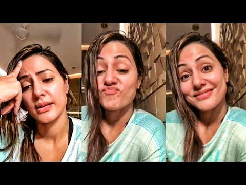 Bigg Boss 11 Hina Khan Live Talking About Luv Tyagi,Shilpa Shinde,Priyank,Vikas Hina Khan New Show