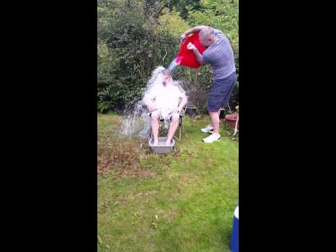 andy curtis snr ice bucket challenge