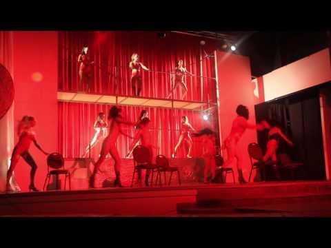 Шоу Pop Musical в Grand Palladium Riviera Resort (23.10.2014) (часть 2) Michael Berresse