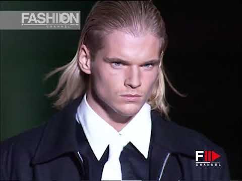 ANDREW MCKENZIE Fall 2003 2004 Menswear Milan - Fashion Channel