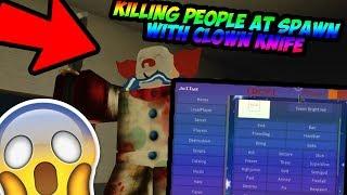 The Clown Killings Reborn Hack Script Pastebin 2019
