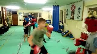 Детская группа ММА. / Видео