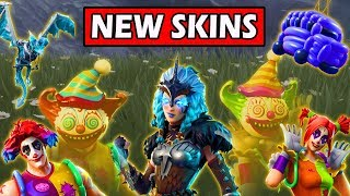 *ALL* NEW SKINS! Valkyrie & CLOWNS + More Fortnite v5.41 Season 6 Before You Buy!