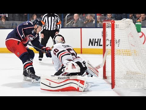 Shootout: Blackhawks vs Blue Jackets