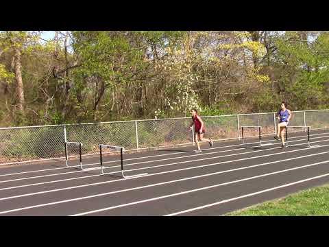 5/6/19 Leah vs Dawnwood Middle School Hurdle