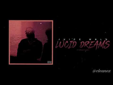 Juice WRLD - Lucid Dreams (Clean)