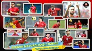 PEMAIN NATURALISASI TERBAIK UNTUK TIMNAS INDONESIA