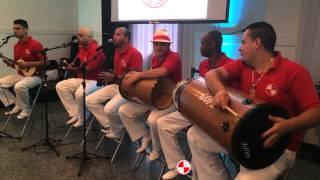 Seu Balancê - Grupo de samba show Apito de Mestre