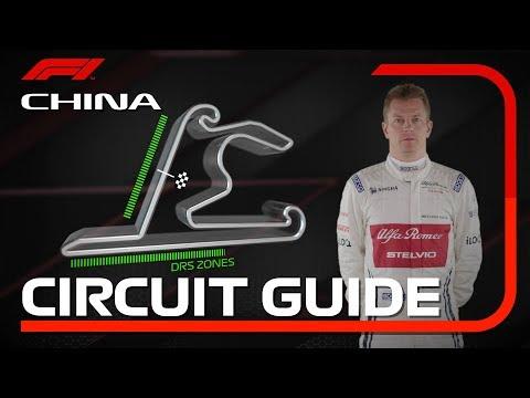 Kimi Raikkonen's Guide To China | 2019 Chinese Grand Prix