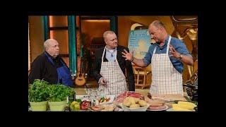 Calli und Frank Rosin suchen den BBQ-King - TV total
