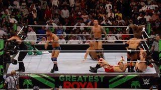 50 Man Greatest Royal Rumble Highlight 2018 , WWE