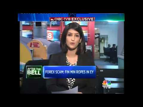 CNBC-TV18 Exclusive: Forex Scam - Fin Min Ropes In EY