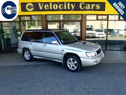 1998 Subaru Forester 74K's AWD TURBO 1 YR WRNT for sale in Vancouver, BC, Canada