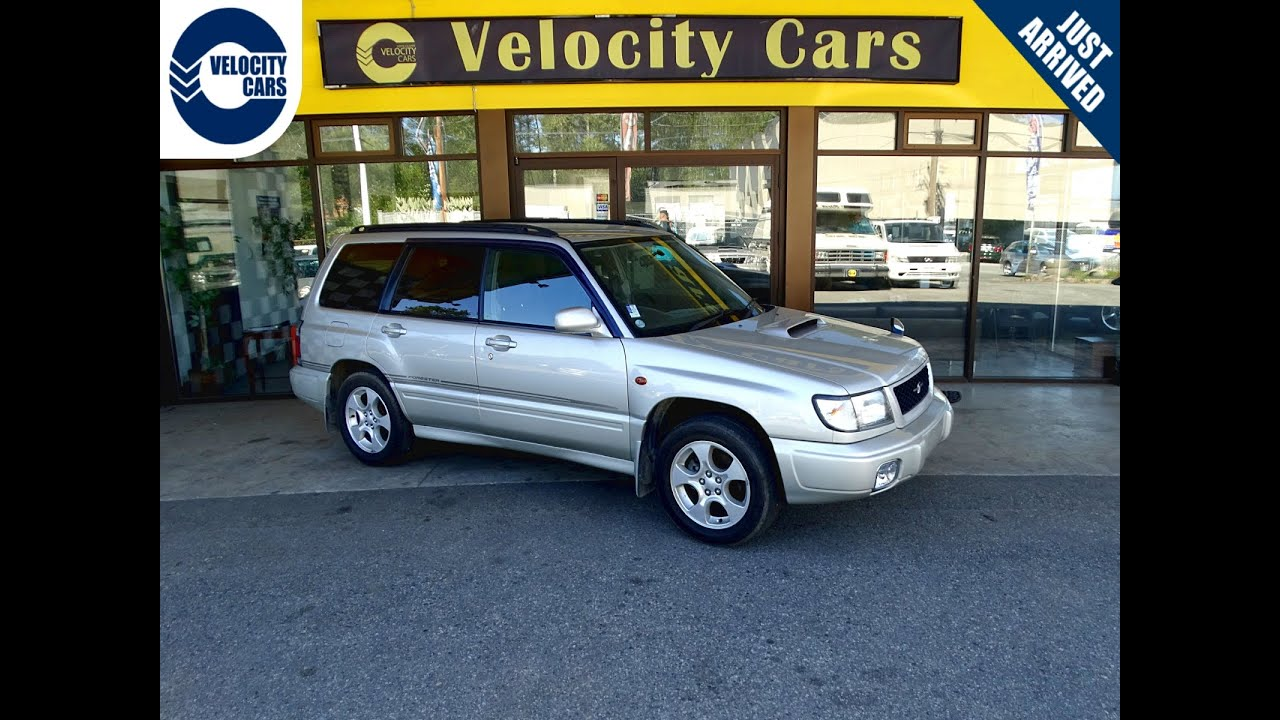 1998 subaru forester 74k's awd turbo 1 yr wrnt for  in