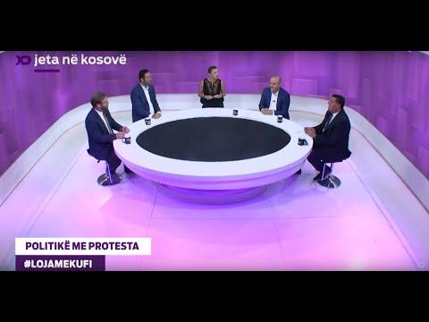Emisioni Jeta në Kosovë: Politikë me Protesta