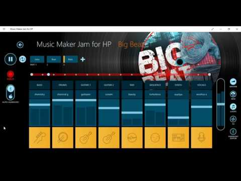 Music Maker Jam - Find Your Recorded Music File