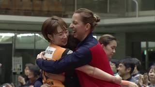 【卓球】ノジマTリーグ 11月19日 TOP名古屋vs.日本ペイントマレッツ