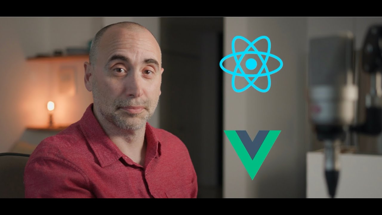 Waiting for React to Crash to go Vue.js?