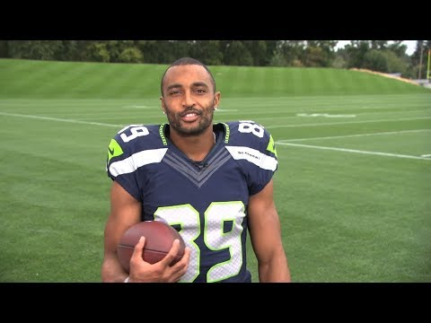 Train Safety Message from Doug Baldwin