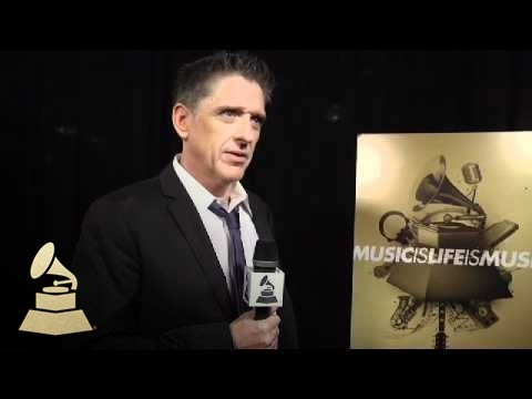 Craig Ferguson backstage at the GRAMMY Nominations Concert Live! | GRAMMYs