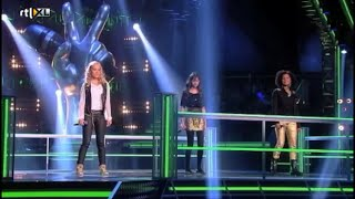Gambar cover Amy Vs Shivani Vs Irie - Where Have You Been | The Battle | The Voice Kids