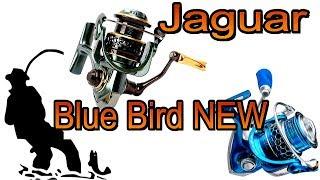 Сравнительный обзор TSURINOYA Jaguar 1000 Favorite Blue Bird NEW! М...