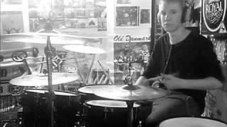 Rasmus Seebach - Lidt I Fem [drum cover]