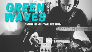 Rocco Saviano - Green Waves [Live Ambient Session]