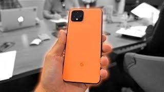 Google Pixel 4 XL, PRIMERAS IMPRESIONES