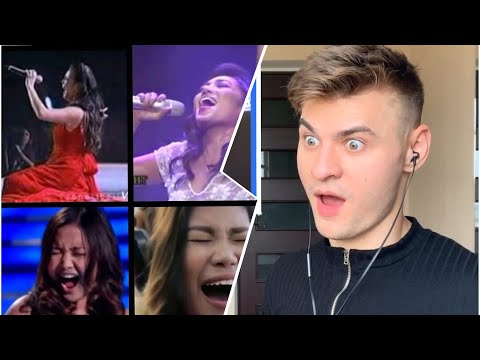 PHILIPPINES - The LAND Of GREATEST SINGERS & BELTERS In The World!!! TOP 16/REACTION