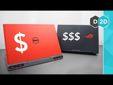 Buying a Cheaper Gaming Laptop in 2018