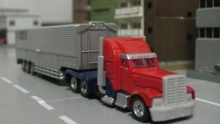 트랜스포머 옵티머스 프라임 장난감  Transformers Optimus Prime Toys