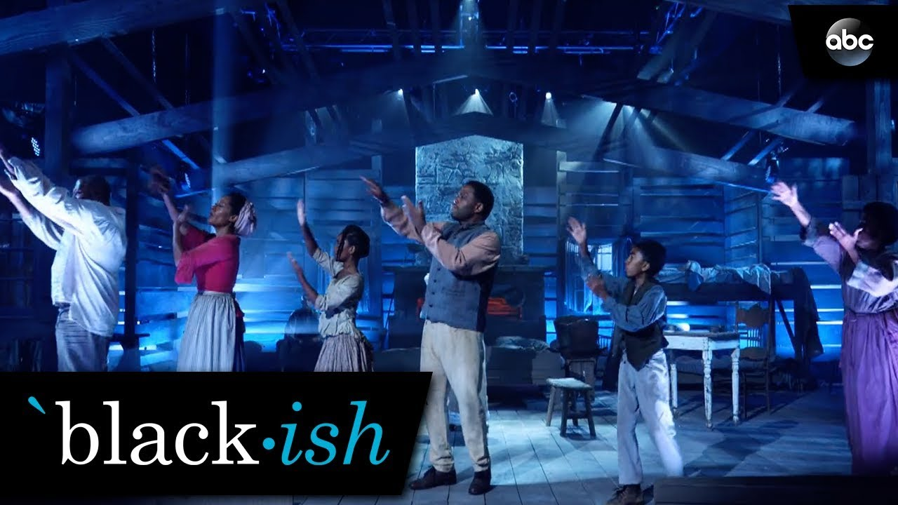 Lost Episode:  ABC Pulled A Black-ish Episode Now Hulu Reveals It